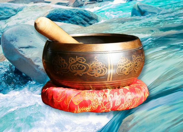 Hangfürdő Nepáli Hangtálakkal – Szeptember